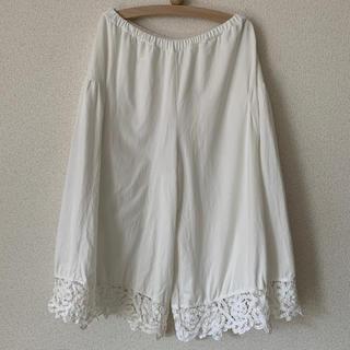 ネストローブ(nest Robe)の値下げペチパンツ ビュルデザボン nest robe(キュロット)