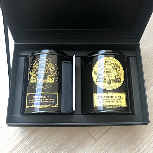 マリアージュフレール くまさま専用 食品/飲料/酒の飲料(茶)の商品写真