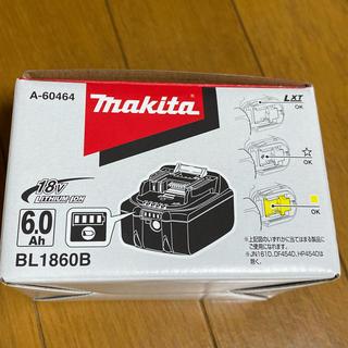 マキタ(Makita)のマキタ Makita  バッテリー 18V  BL1860 B(バッテリー/充電器)