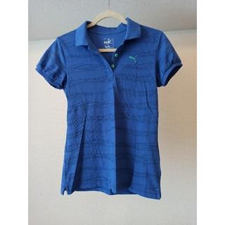 プーマ(PUMA)のPUMA ポロシャツ ゴルフウェア(ポロシャツ)
