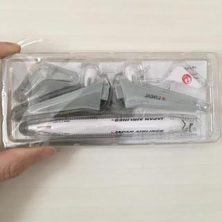 ジャル(ニホンコウクウ)(JAL(日本航空))のJALキッズ組み立て飛行機(ノベルティグッズ)