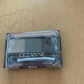セザンヌケショウヒン(CEZANNE(セザンヌ化粧品))のセザンヌ ノーズ&アイブロウパウダー 03 オリーブ(3g)(アイブロウペンシル)