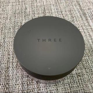 スリー(THREE)の新品 ♡ スリー ルースパウダー グロー01(フェイスパウダー)