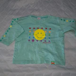 ナルミヤ インターナショナル(NARUMIYA INTERNATIONAL)のMINI-K   長袖Tシャツ  80(Tシャツ)