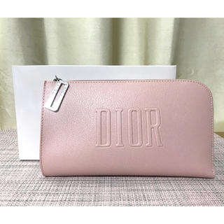 Dior - 【新品未使用】Dior ディオール 2020 4月 ピンク スプリング ポーチ