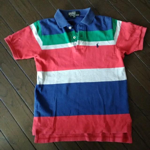 POLO RALPH LAUREN(ポロラルフローレン)のありすもも様☆専用 キッズ/ベビー/マタニティのキッズ服男の子用(90cm~)(Tシャツ/カットソー)の商品写真