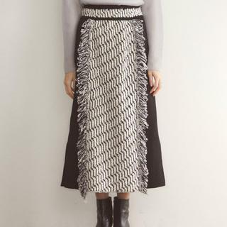 STUDIOUS - 《新品》PUBLIC TOKYO ニットスカート