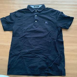 バーバリーブラックレーベル(BURBERRY BLACK LABEL)のバーバリー(ポロシャツ)