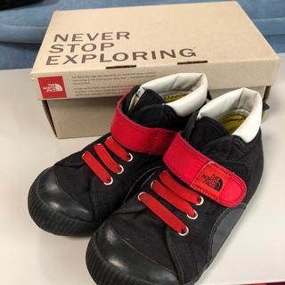 THE NORTH FACE - ノースフェイス キッズ靴18センチ