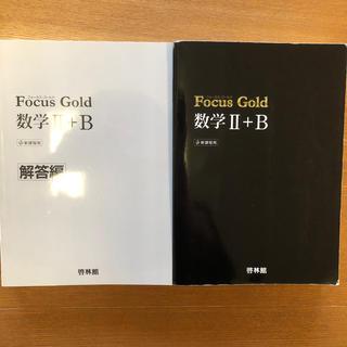 Focus Gold数学2+B(語学/参考書)