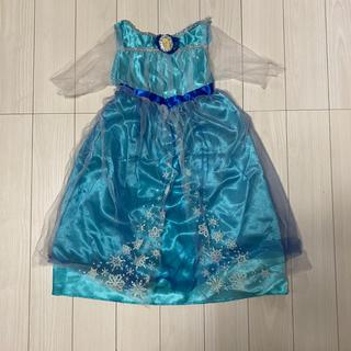 Disney - ドレス アナ雪 コスプレ キッズ 子ども服