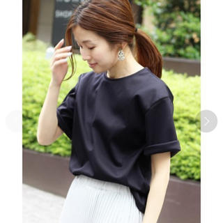 イエナ(IENA)のC/NY クルーネックTシャツ(Tシャツ(半袖/袖なし))
