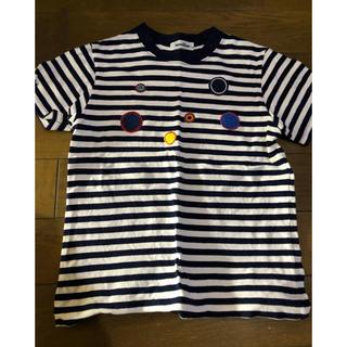 familiar - 子供服 ファミリア ポロシャツ 130 美品