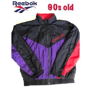 リーボック(Reebok)のReebok リーボック ナイロンジャケット 90s old(ナイロンジャケット)