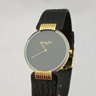 クリスチャンディオール(Christian Dior)のChristian Dior クリスチャンディオール ブラックムーン メンズ(腕時計(アナログ))