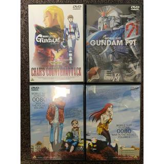 BANDAI - 劇場版 機動戦士ガンダム 逆襲のシャア、F91(DVD)