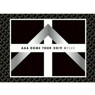 AAA - 新品未再生AAA DOME TOUR 2019 +PLUS DVD