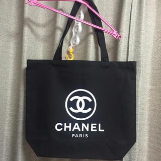 CHANEL - ノベルティ トートバッグ