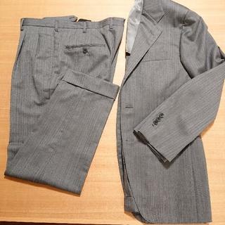 トゥモローランド(TOMORROWLAND)の48サイズ  トゥモローランド ゼニア スーツ セットアップ  上品グレー(セットアップ)