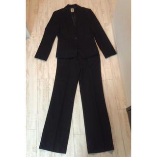 ミッシェルクラン(MICHEL KLEIN)のスーツ/黒《ミッシェルクラン》(スーツ)