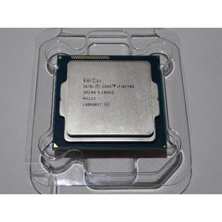 intel Core i7-4770S Haswell LGA1150 動作品