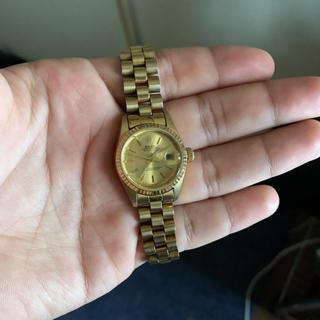 ROLEX - ROLEX datejust 腕時計