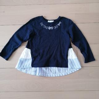 サンカンシオン(3can4on)の3can4on  ロンT 100cm(Tシャツ/カットソー)