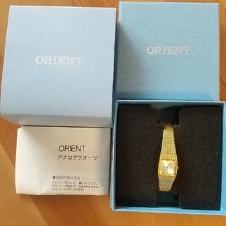 オリエント(ORIENT)のオリエント アナログクオーツ 時計(腕時計)
