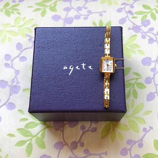アガット(agete)のnana 様 😊 agete    ㊳ 腕時計・稼動品✨(腕時計)