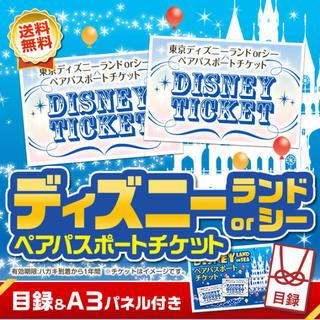 Disney - ディズニー ペアチケット