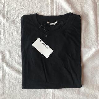 コモリ(COMOLI)の新品未使用 AURALEE Tシャツ(Tシャツ(半袖/袖なし))