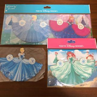 Disney - 【中古】ディズニー プリンセス ドレスメモ
