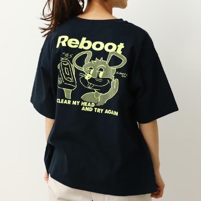 RODEO CROWNS WIDE BOWL(ロデオクラウンズワイドボウル)のRODEO CROWNSあれこれ レディースのトップス(Tシャツ(半袖/袖なし))の商品写真