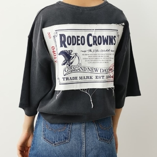 RODEO CROWNS WIDE BOWL - 新品未使用 ブラック