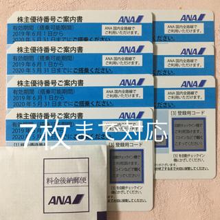 ANA(全日本空輸) - ANA 株主優待 追跡補償あり発送