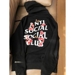アンチ(ANTI)の【3点まとめて/美品】ANTI SOCIAL SOCIAL CLUB パーカー(パーカー)
