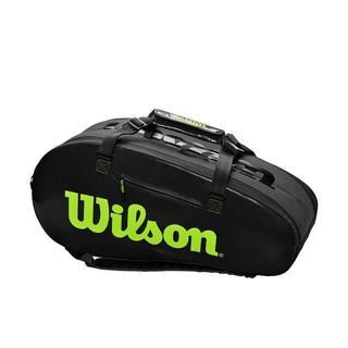 ウィルソン(wilson)の【半額以下】ラケットバッグ ウィルソン 9本収納(バッグ)