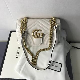 Gucci - GUCCI革ショルダーバッグ