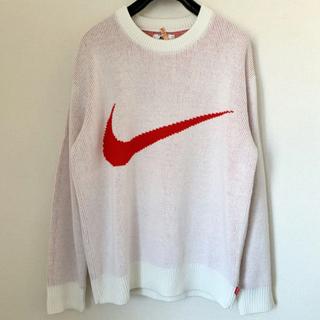 Supreme - Supreme®︎/NIKE®︎ Swoosh Sweater