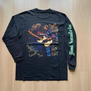 フィアオブゴッド(FEAR OF GOD)のVINTAGE JIMI HENDRIX TEE ヴィンテージ tシャツ(Tシャツ/カットソー(七分/長袖))