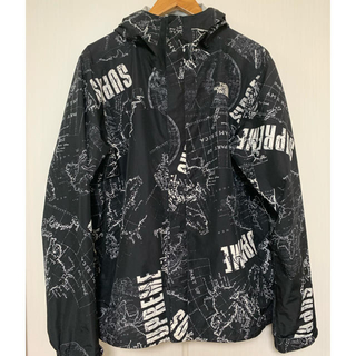 Supreme - Supreme THE NORTH FACE  Venture Jacket 黒