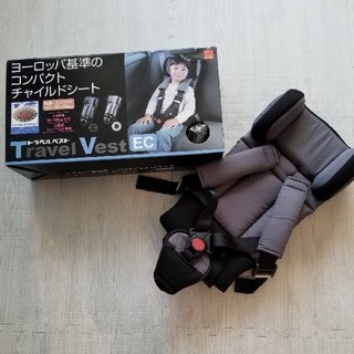 日本育児 - 【美品】トラベルベストEC 日本育児