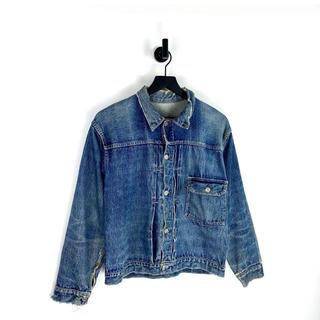 Levi's - 1940s vintage Levis Denim jacket 506x 1s