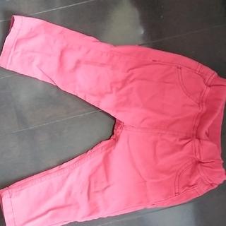 イージーウォーカー(easywalker)の子供服パンツサイズ80(パンツ)