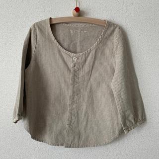 ネストローブ(nest Robe)のnitca ニトカ 麻ジャケット nest robe(カーディガン)