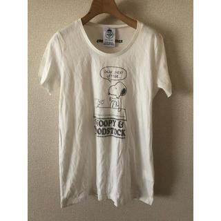 ノンブルアンベール(nombre impair)の nombre impair スヌーピー Tシャツ  (Tシャツ(半袖/袖なし))