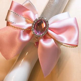 キンブレリボン ピンク