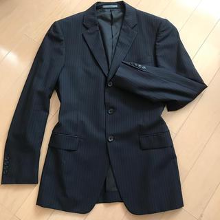 カルバンクライン(Calvin Klein)のカルバンクライン 紺色 CK CALVIN KLEIN MEN ジャケット(テーラードジャケット)