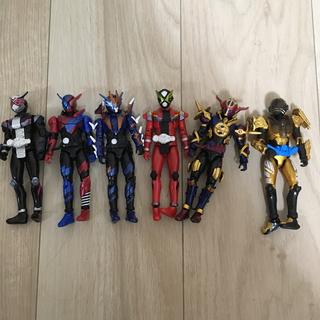 BANDAI - 仮面ライダーフィギュア 6体セット