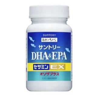 サントリー(サントリー)のサントリー DHA&EPA セサミンEX(その他)